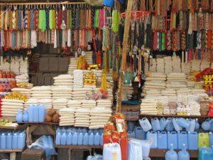 Import z Indii - sklep