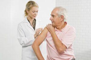 Zdrowie w Chinach, szczepienia