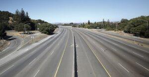 Problemy z transportem - autostrada